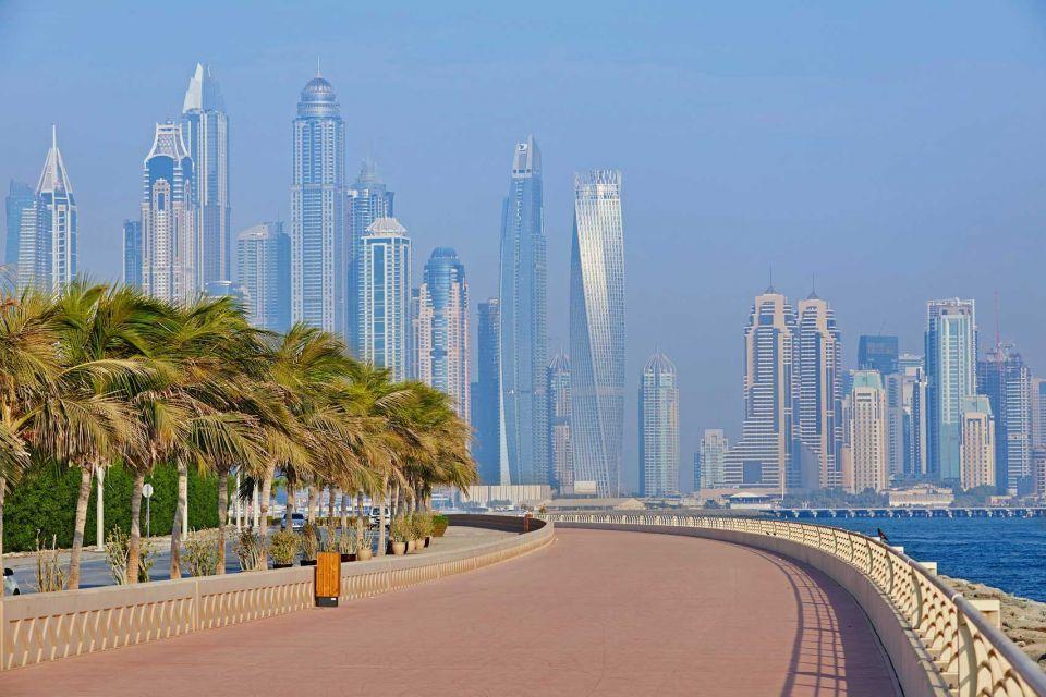 Prime Dubai property prices